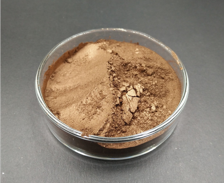 Gold and Copper Powder