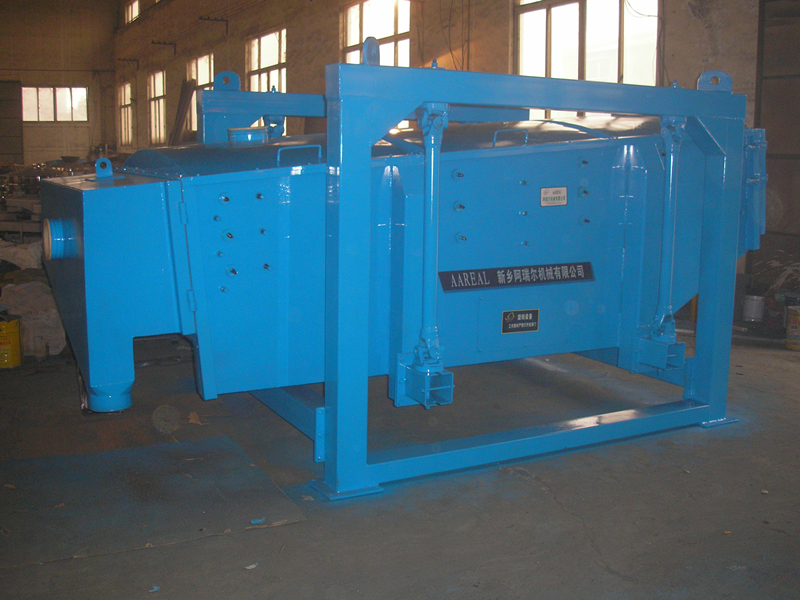 Ceramic Foundry Sand Screening Machine