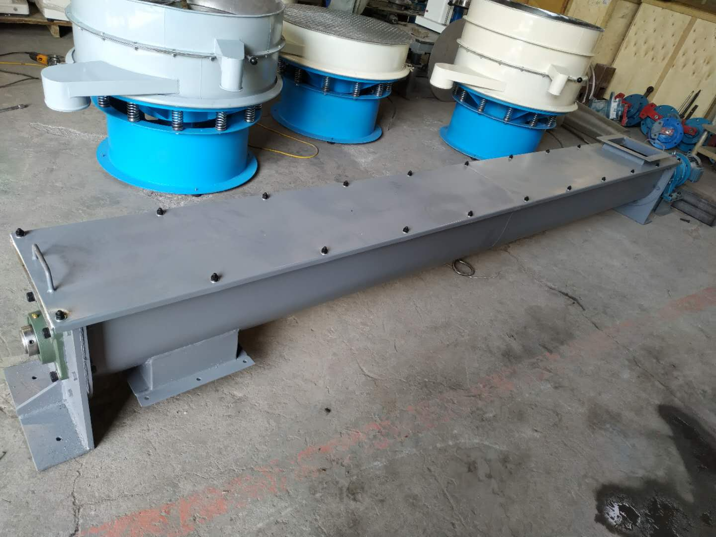 More about Screw Conveyor