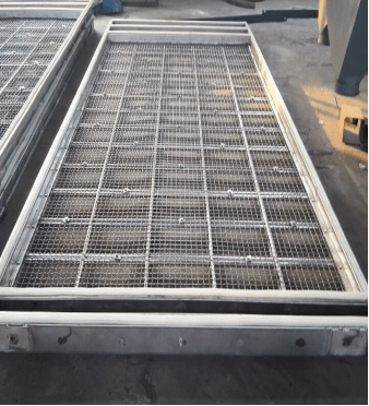 Metal Screen Frame, Sturdy and Durable