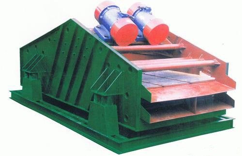 Vibration Motor Type Dewatering Screen