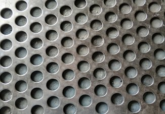 Stainless Steel Perforated Sieve Plate