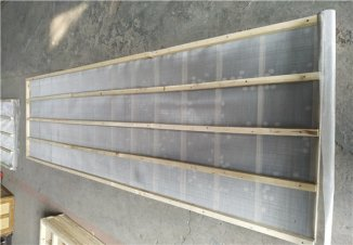 Wooden Screen Frame for Linear Vibrating Sieve