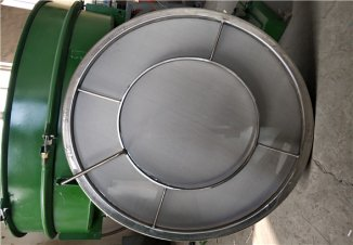 Round Ultrasonic Screen Frame
