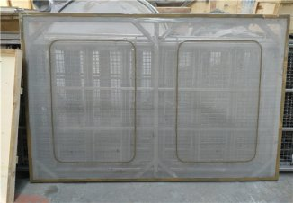 Rectangular Ultrasonic Screen Frame