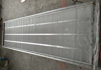Stainless Steel Screen Frame for Linear Vibrating Sieve